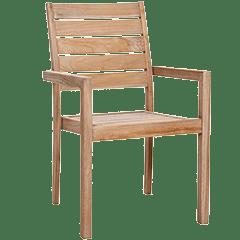 Gartenstühle Teakholz