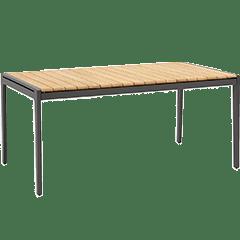 Gartentische Metall Holz
