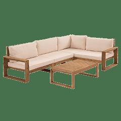 Loungemöbel Holz