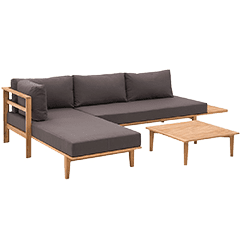 Loungemöbel Teak