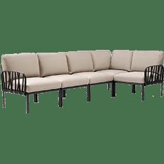 Lounge Set Kunststoff